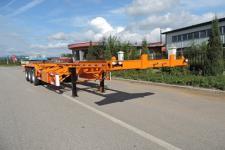 鑫华驰12.5米34.7吨3轴集装箱运输半挂车(THD9401TJZ)