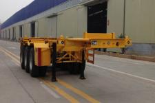 金线岭牌LTY9404TJZ型集装箱运输半挂车