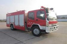 中联牌ZLJ5150GXFAP45型A类泡沫消防车图片