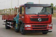 东风牌DFC5252JSQGL型随车起重运输车图片