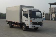重汽王国四单桥厢式运输车95-131马力5吨以下(CDW5040XXYHA4Q4)