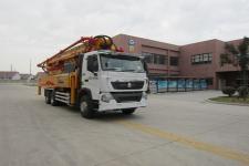 XZJ5330THBZ型徐工牌混凝土泵车图片