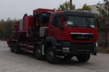 华油牌HTZ5290THS300型混砂车
