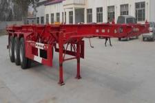 鑫华驰12.5米33.5吨3轴集装箱运输半挂车(THD9402TJZ)