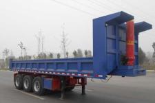 固得美8.2米30.9吨3轴自卸半挂车(GDM9401ZZX)