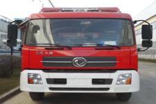 鲸象牌AS5142TXFGF30型干粉消防车图片
