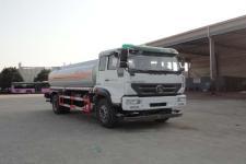SGZ5160GYYZZ4M5型华威驰乐牌运油车图片