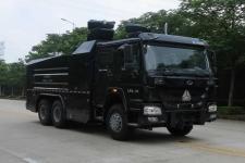 中警牌ZYG5251GFB2型防暴水罐车图片