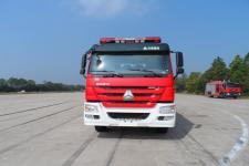 川消牌SXF5240TXFGF60型干粉消防车图片