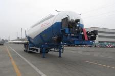 通华牌THT9404GFLC型低密度粉粒物料运输半挂车图片