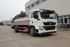 SGZ5160GYYZZ4T5型华威驰乐牌运油车图片