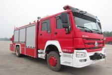 光通牌MX5140TXFJY88型抢险救援消防车图片