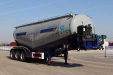 AKL9401GFLA9型开乐牌低密度粉粒物料运输半挂车图片