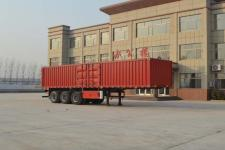 坤博12米32吨3轴厢式运输半挂车(LKB9400XXY)