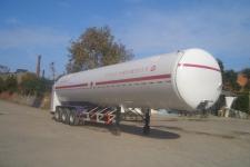 三机牌JSJ9400GDY型低温液体运输半挂车图片