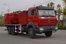 胜利高原牌SHL5200TGJ型固井车