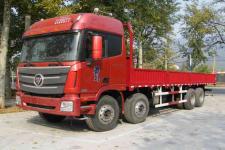 欧曼国四前四后八货车310马力17吨(BJ1319VPPKJ-XC)