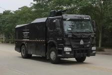 中警牌ZYG5162GFB2型防暴水罐车图片