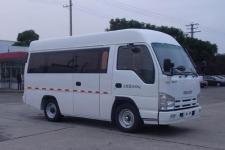 五十铃牌QL5041XXY3EAR型厢式运输车