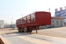 通亚达牌CTY9370CCY型仓栅式运输半挂车图片