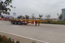 鲁旭达牌LZC9400TJZ型集装箱运输半挂车