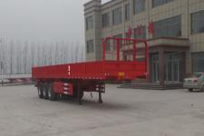 坤博12米32吨3轴自卸半挂车(LKB9400ZL)
