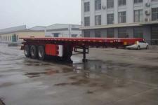 远东汽车10米32吨3轴平板自卸半挂车(YDA9401ZZXP)