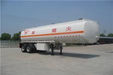 三力牌CGJ9340GJY01C型加油半挂车图片