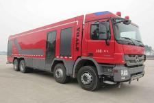 永强奥林宝牌RY5382GXFPM200型泡沫消防车