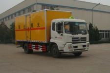 SGZ5168XRQD4BX5型华威驰乐牌易燃气体厢式运输车图片