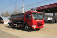 CLW5162GFWC4型程力威牌腐蚀性物品罐式运输车图片