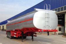 金线岭牌LTY9400GNY型鲜奶运输半挂车图片