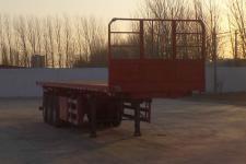 坤博牌LKB9402ZZXP型平板自卸半挂车