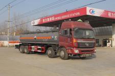 CLW5314GFWB4型程力威牌腐蚀性物品罐式运输车图片