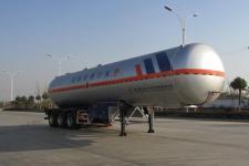 楚胜13米24.8吨3轴液化气体运输半挂车(CSC9400GYQBT)
