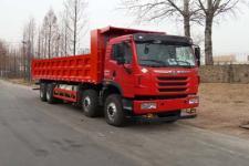 解放牌CA3310P2K2L6T4NE5A80型平头天然气自卸汽车图片