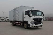 重汽豪沃(HOWO)国五单桥厢式运输车160-239马力5-10吨(ZZ5167XXYK501GE1)