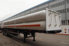 安瑞科(ENRIC)牌HGJ9403GGY型液压子站高压气体长管半挂车