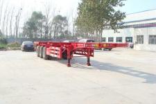 路飞12.5米33.2吨3轴集装箱运输半挂车(YFZ9403TJZ)