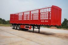 赣安牌BGA9400CCY型仓栅式运输半挂车