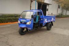 时风牌7YP-1150DJ型自卸三轮汽车