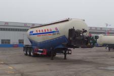 梁郓牌SLY9402GFL型低密度粉粒物料运输半挂车图片