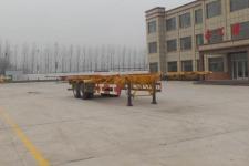 坤博牌LKB9350TJZ型集装箱运输半挂车