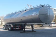 坤博12.8米32吨3轴鲜奶运输半挂车(LKB9400GNY)