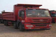 解放牌CA3310P1K2L5T4E4A80型平头柴油自卸汽车图片