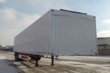 鑫华驰12.5米27.1吨2轴翼开启厢式半挂车(THD9350XYK)