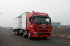 康恩迪牌CHM5311XXYKPQ80M型厢式运输车
