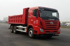 康恩迪牌CHM3250KPQ54M型自卸汽车