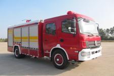 汉江牌HXF5150GXFSG55/A型水罐消防车