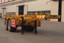 显鹏牌LTH9353TJZ型集装箱运输半挂车